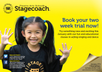 2 week trial at Stagecoach Carmarthen