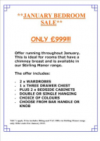 AMAZING January Sale at M&s Bedrooms!