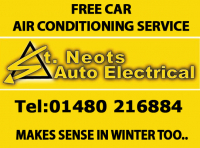 FREE CAR AIR CONDITIONING SERVICE AVAILABLE - WITH A SERVICE (AND YES ITS WINTER)
