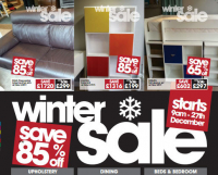 Massive Winter Sale - Up to 85% off.