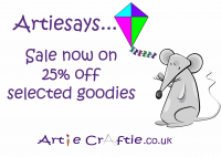 25% off Selected Goodies
