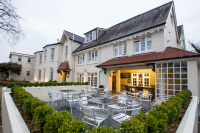 HALF PRICE OVERNIGHT STAYS, JUST £60, AT LES DOUVRES HOTEL