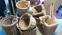 10% off all Log Baskets 10%