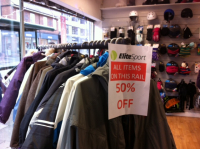 50% off Selected Ski Jackets