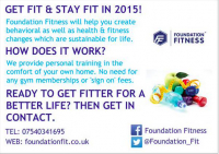 Get Fit and Save Money with Foundation Fitness