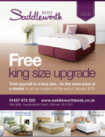 Free King Size Bed Upgrade