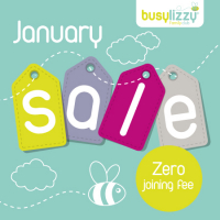 Join Busylizzy Woking in January as a Pick N Mix member and pay ZERO joining fee!!!