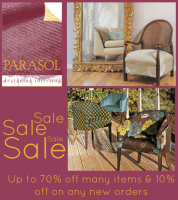 Sale at Parasol - Huge Reductions!