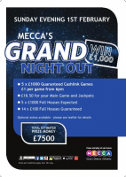 Mecca's Grand Night Out
