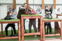 Free Use Of The Gun Ranges For A 20 Minute Taster Session!