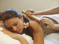 NEW BAMBOO MASSAGE ONLY £55 AT BELLA SPA