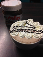Special Offer - New Nutella Hot Chocolate