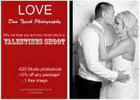 Valentines Day Shoot - £39