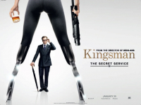 Win 4 tickets to see Kingsman The Secret Service