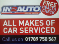 Look after your car with a FREE Health Check from In2Auto