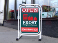 Selling your home? Check out Frost Estate Agents!