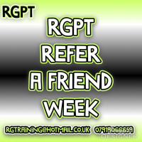 Refer A Friend Week to Ron Glazier Personal Training @rglazier89
