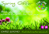 Fab Spring Offer!