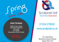 Spring Saver Package