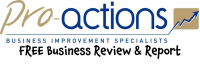 FREE Business Review & Report from Pro-Actions Surrey @Pro_Sford #businessmot