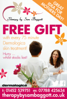 FREE gift - great for Mothers Day!