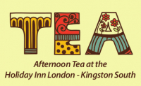 Half Price Afternoon Tea at the Holiday Inn Kingston South
