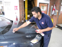 Mini Valet & Hand Polish from £35.00 (work shop only )