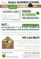 Business Cards to CRM Package