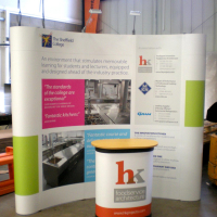 £100 off Making YOU stand out at exhibitions!