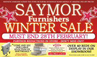Saymor Winter Sale