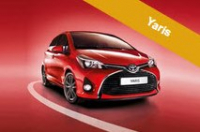YARIS ICON WITH £505 TOWARDS YOUR DEPOSIT AT RRG TOYOTA, BURY.