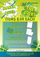 March Offer - The 49ers!