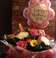 Free Mothers Day Balloon with Orders over £40