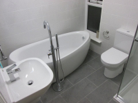 Free Quotation with Bathrooms supplied and fitted from as little as £2,500