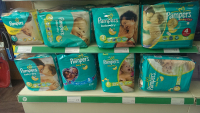 10% Off Pampers Nappies