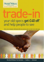 £40 Trade-In at Wardale Williams