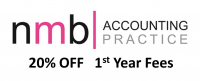 20% OFF  1st year fees with NMB Accounting in Banstead