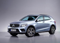 Mercedes-Benz GLA from £199 per month!