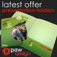 Company Presentation Folders - great savings!!