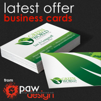 500 Business Cards (design and print) for £95