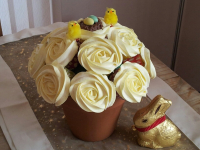Easter Cupcake Bouquet Now ONLY £25 Delivered!