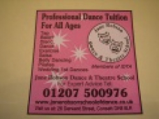 Jane Robson School of Dance