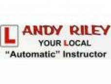 Andy Riley Automatic Driving Tuition