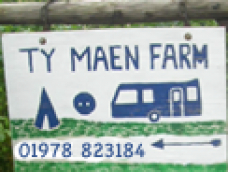 Ty Maen Caravan and Camping Club Site