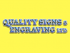 Quality Signs and Engraving Ltd