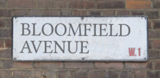 Bloomfield Avenue