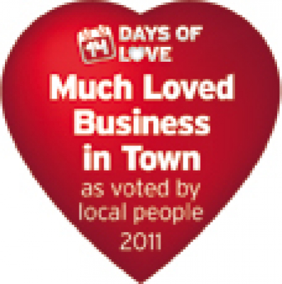 Best loved Business (In Place) 2011