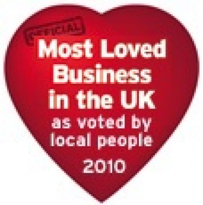 Best loved Business (Top 100) 2010