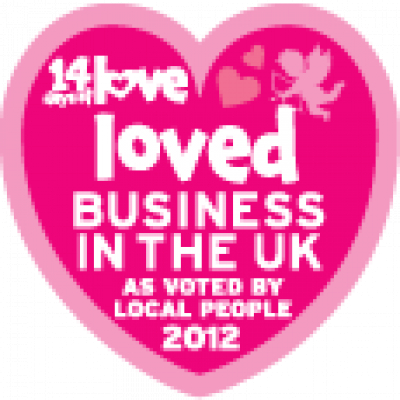 Best loved Business (Top 100) 2012