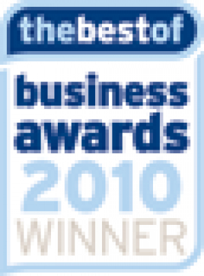 Customer Service Award 2010